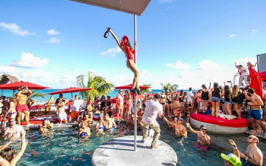 why playa del carmen for your bachelorette party
