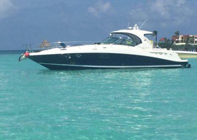 cancun yacht